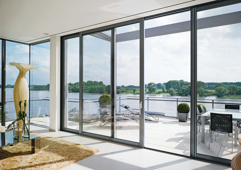 Schuco Sliding Door