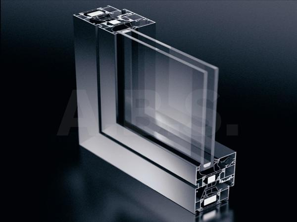 Schuco Aws 70 Hi Aluminium Window In London Utopia Windows